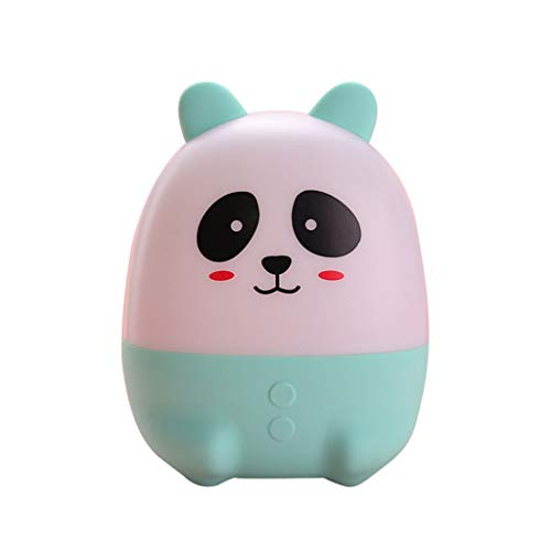Mjuan Lovely Cute Panda Night Light Fragrance Lamp Bedroom Decor Mini LED Lamp Bulb Home & Garden LED Light