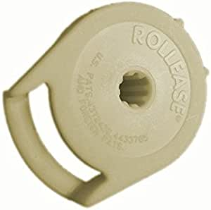 For 1 12tube White 1 Qty  Rollease  R 24  Roller Shade Clutch mpn #rc53w
