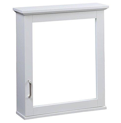 Threshold Wood Medicine Cabinet (White)