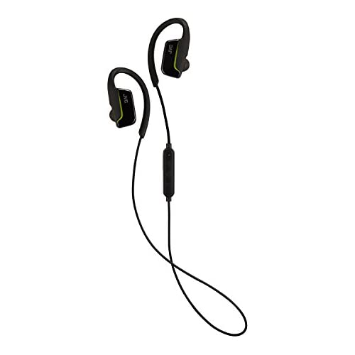 chollos oferta descuentos barato JVC Ha Ec30Bt Auriculares Inalámbrico Dentro De Oído Binaural Intraaural 20 20000 Hz Negro Talla Única