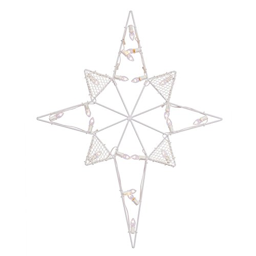 Large Lighted Star Outdoors in US - 7