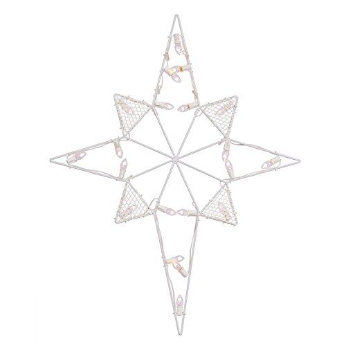 Star Of Bethlehem Outdoor Light Decor