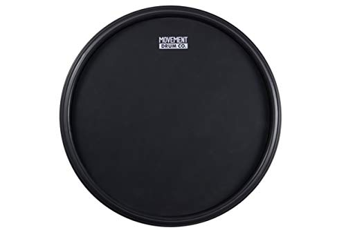 - The 12-inch Double Sided Practice Pad, All-in-1 - Fully Rimmed With Four Different Hitting Surfaces, The Most Complete Practice Pad In The Market