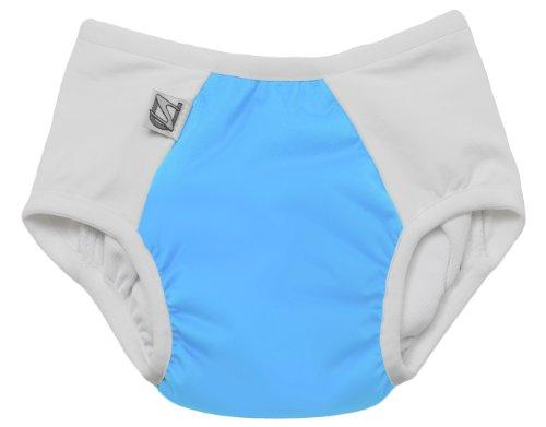 Super Undies (Super Undies Potty Training Pants Aqua Large)