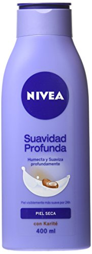 Nivea Body Cream Soft Milk Skin Dry Lotion
