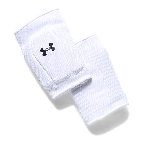 Under Armour UA Armour 2.0 Knee Pads OSFA White