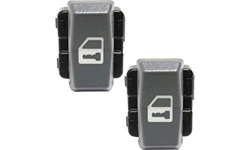Door Lock Switch for Chevrolet C/K Full Size Pickup 95-02 Set of 2