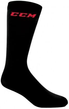 CCM Eishockeysocken Liner Skate Sock Knee