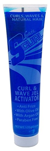 Lusters S-Curl Wave Jel & Activator 6 Ounce (177ml) (3 Pack)