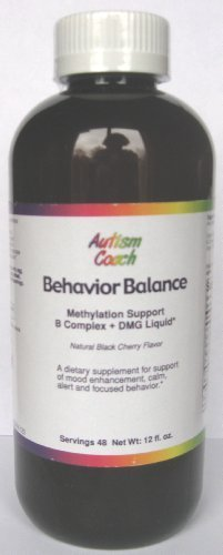Davinci Labs - Behavior Balance-DMG Liquid 12 oz [Health and Beauty] by Unknown