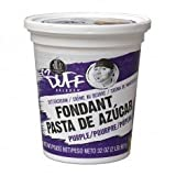 Duff Goldman by Gartner Studios Fondant, Purple, 2-Pounds