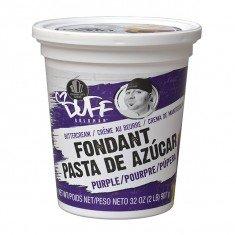 Duff Goldman by Gartner Studios Fondant, Purple, 2-Pounds