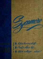 (Reprint) Yearbook: 1950 Indiana State University Advance Yearbook Terre Haute - In Haute Terre Stores Indiana