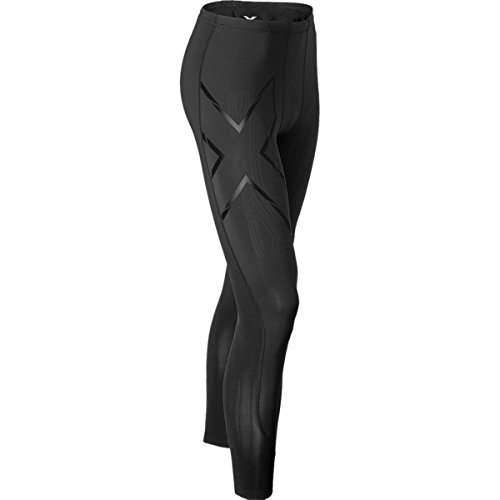 2XU Women's Elite MCS Compression Tights, Black/Nero, Small