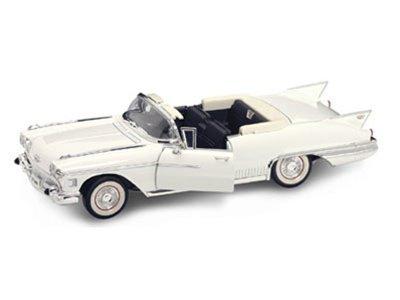 1958 Cadillac ElDorado Biarritz 1/18 White