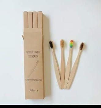 Cepillo de dientes de bambú - Todos los cepillos de dientes ...