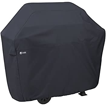 Classic Accessories Grill Cover, Medium Small, Black