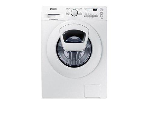 Samsung WW90K4437YW Autonome Charge avant 9kg 1400tr/min A+++ Blanc machine à laver - Machines à laver (Autonome, Charge avant, Blanc, boutons, Rotatif, Gauche, LED)