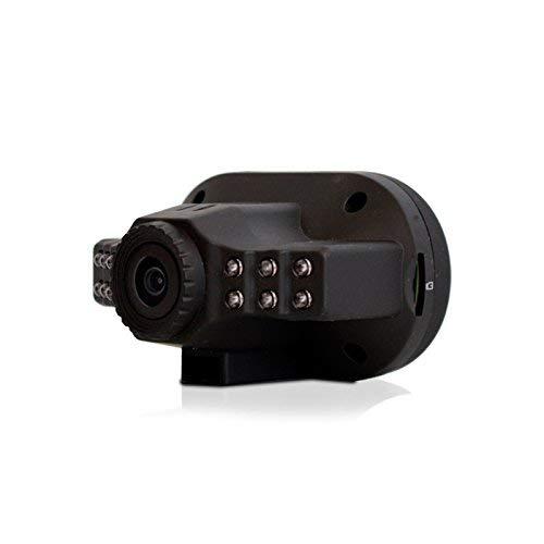 5 V LKM security LKM-DVAF2BK Telecamera per Automobili ad Alta Risoluzione Full HD Nero