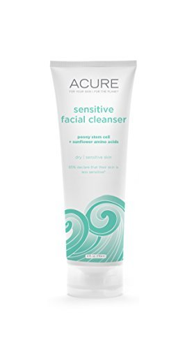 Acure Organics, Sensitive Facial Cleanser