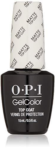 OPI GelColor Matte Coat Polish