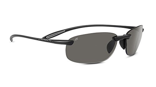 Serengeti Nuvola sunglasses, Sanded Dark - Serengeti Sunglasses Nuvola