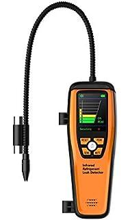 Elitech ILD-200 Detector de Fugas de Refrigerante Avanzado Infrarrojos Alta Sensibilidad Probador de Fugas