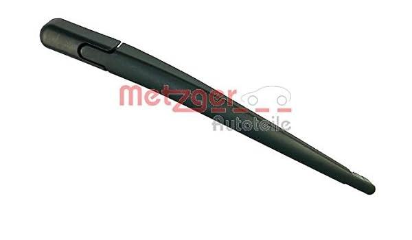 Metzger 2190087 Brazo del limpiaparabrisas, lavado de parabrisas: Amazon.es: Coche y moto