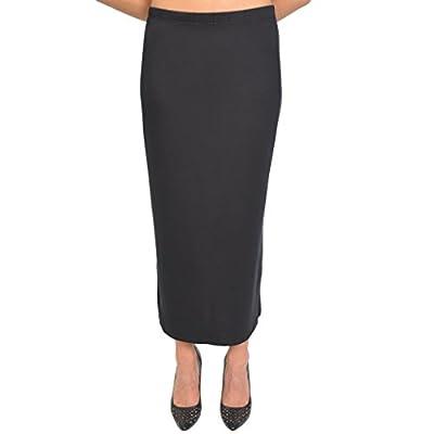Stretch is Comfort Women's Long Tube Skirt