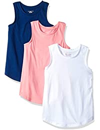 Girls' 3-Pack Tank Top