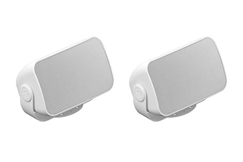 Sonos Outdoor by Sonance - Pair of Architectural Speakers for Listening Outside The Home. by Sonos (Image #1)