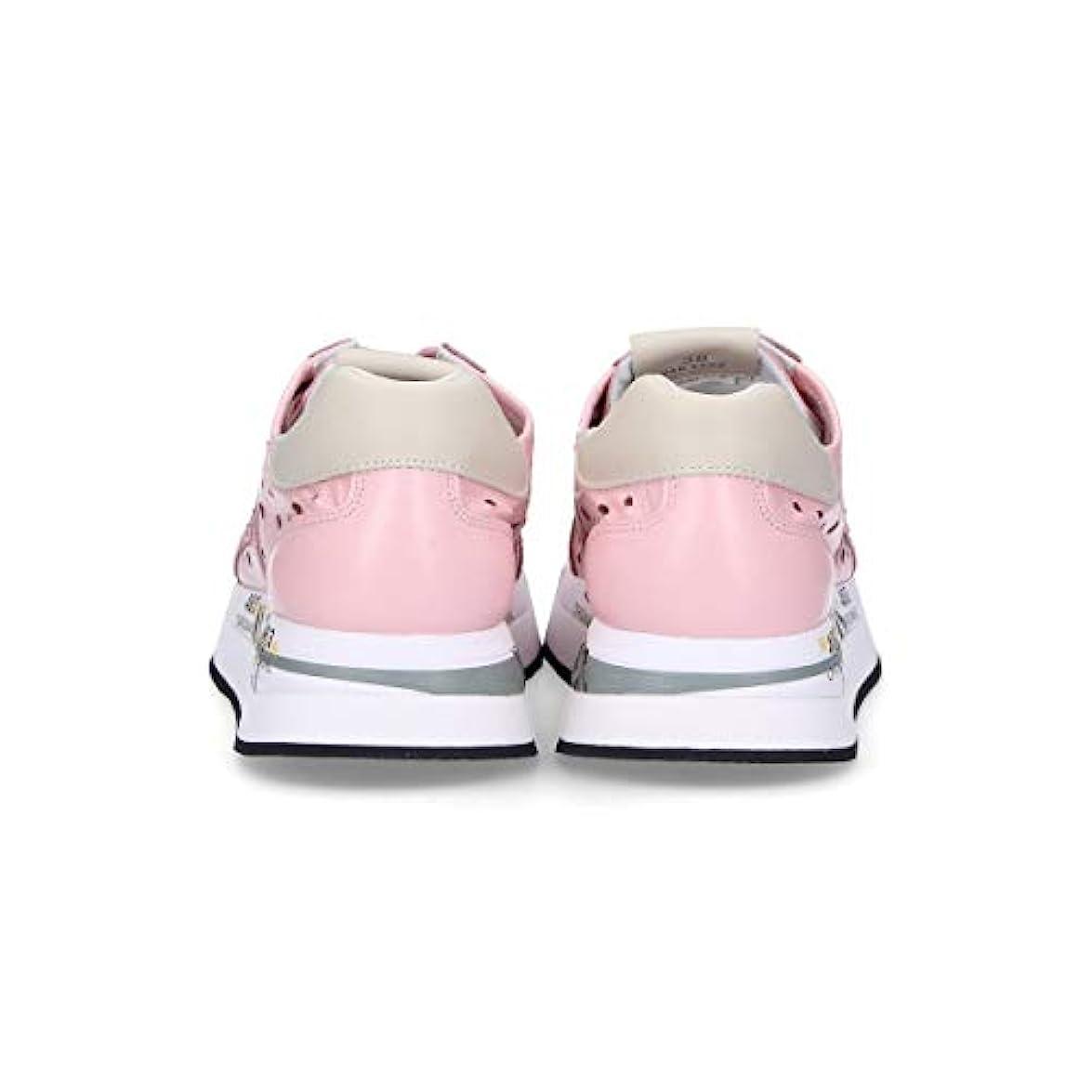 Premiata Sneakers Donna Conny3928 Pelle Rosa