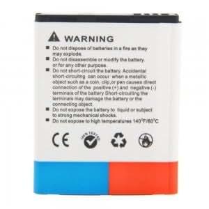 Cell Accessory 3.7V 1430mAh Li-ion Battery for HTC HD3/HD7/G13 Wildfire S(A510e)