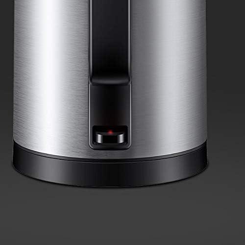 RYTLG 1800W 1.5L Bouilloire électrique Thermostat Intelligent indicateur de Chauffage Rapide Rapide Bouilloire électrique de