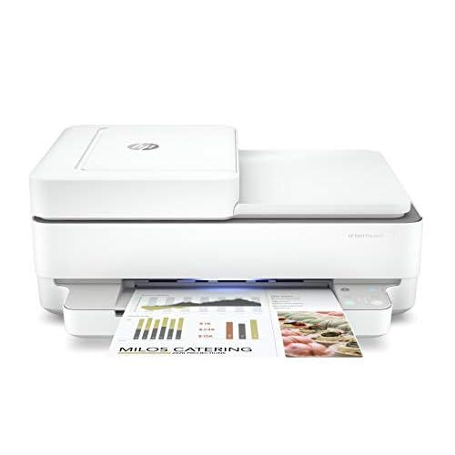 HP Envy 6420 - Impresora multifunción tinta, color, Wi-Fi, Bluetooth 5.0, compatible con Instant Ink (5SE45B) a buen precio