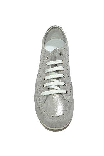 Igi&co Sneakers zeppa perla scarpe donna 77860