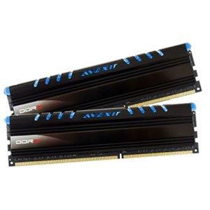 AVEXIR Core Series 8GB (2 x 4GB) DDR3-2400MHz DIMM Kit (Blue LED)