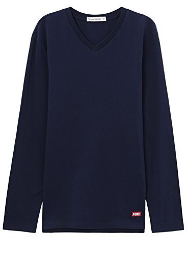 meters-bonwe-mens-solid-color-v-neck-long-sleeve-knitted-tee-deep-blue-l