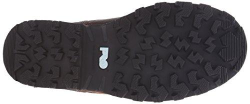 Stivale Da Lavoro Coibentato Impermeabile Woode Pro Mens 8 Boondock Composite-toe Marrone