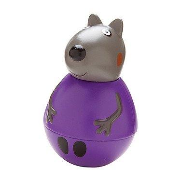 Peppa Pig – Weebles – Danny Chien – Figurine Culbuto 5 cm