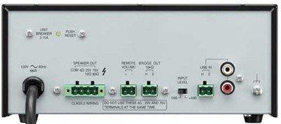 TOA BA-235 CU Power Amplifier