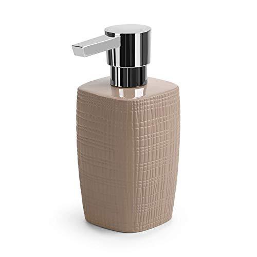 Zuinig Aanrecht zeep dispensers keramische huishoudelijke zeep vloeibare fles creatieve hotel press type emulsie…