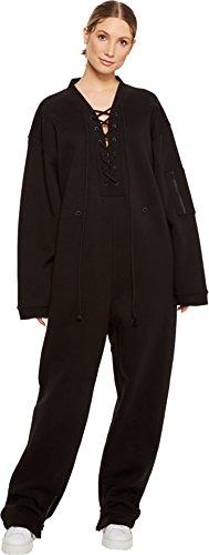 Puma Women's Fenty Fleece Culotte Black Pants