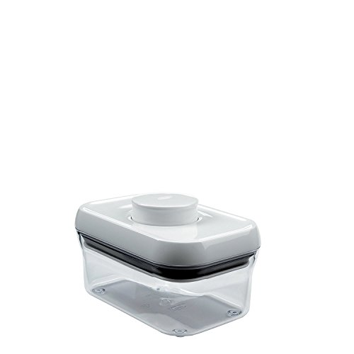 OXO Good Grips POP Square Food Storage Container, Rectangle Lid, Mini - .5 - Button Mini Toys