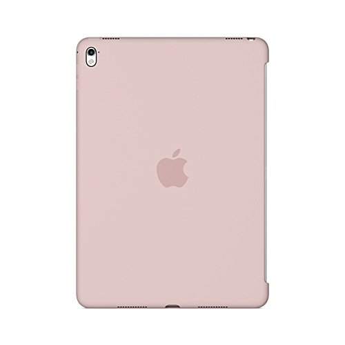 """Apple MNN72ZM/A Silicone Case for iPad Pro 9.7"""", Pink Sand"""