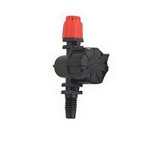Raindrip Adjustable Stream Sprayer 1/4