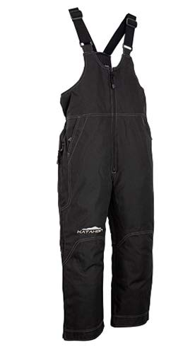 Katahdin Gear Youth Back Country Bib Black 10 84220603