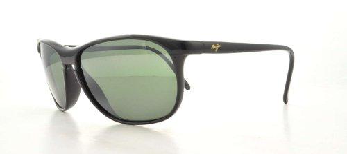 Maui Jim Sunglasses - Voyager / Frame: Gloss Black Lens: Neutral Grey - Maui Jim Front Street