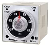 AUTONICS AT11DN-24-240 MULTI-FUNCTION TIMER, 0.05SEC-100HR, 100VAC-240VAC