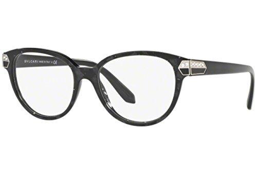 52mm Mamba Bvlgari Womens BV4136B Eyeglasses Bvlgari Black